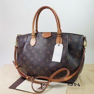 Auth Louis Vuitton Turenne Mm Tote Bag #6260L89B